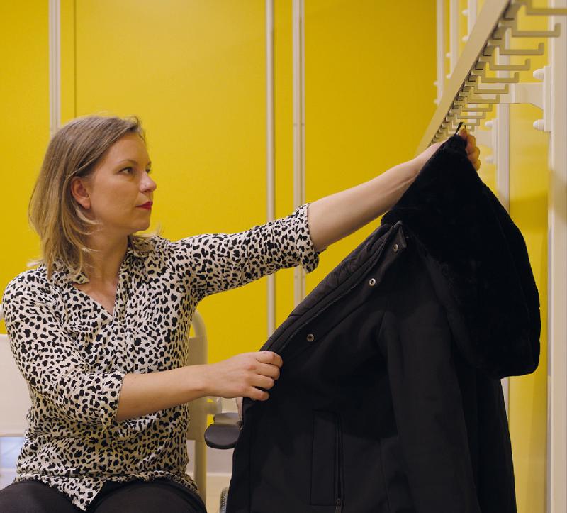 Inclusiviteit toegankelijkheid Gardelux garderobe