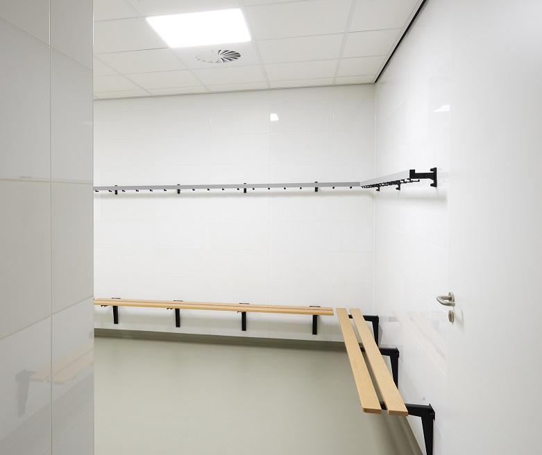 Hermeta Gardelux garderobe systemen zitbank kleedruimte kleedkamer school So Fier Utrecht